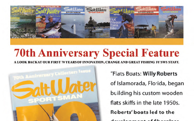 SaltWater Sportsman, June 2009