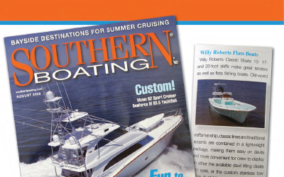 Southern Boating, August 2009